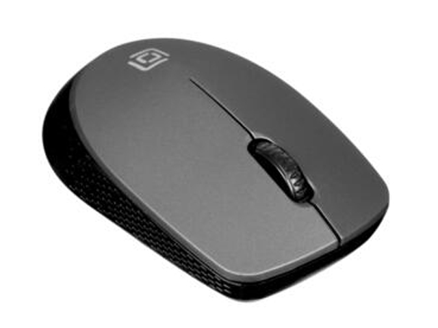 Мышь Oklick 486MW USB Grey-Black