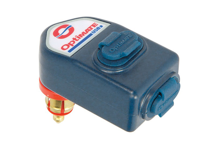 Зарядное устройство OptiMate O105 3300mA 2xUSB 5V