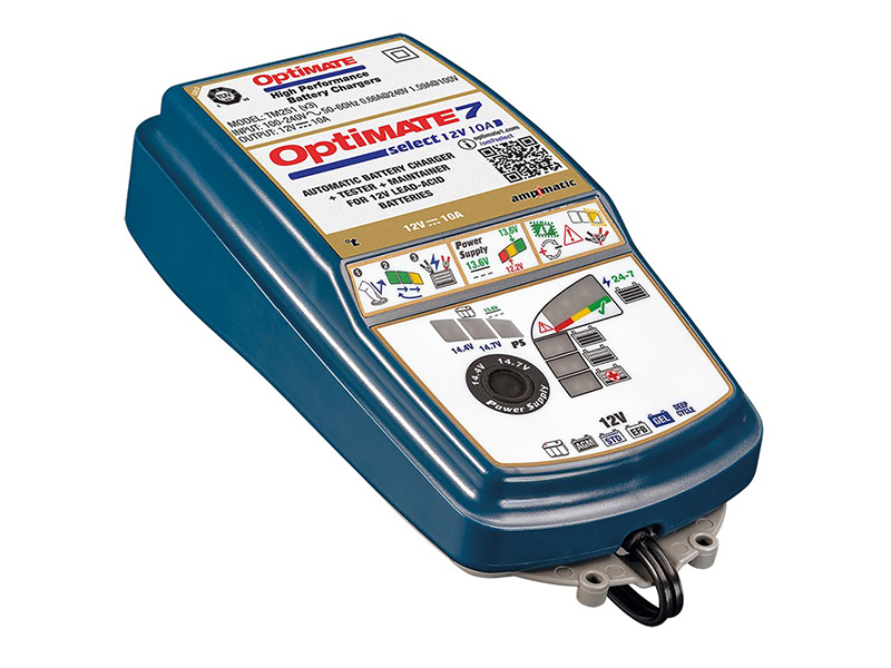 Зарядное устройство OptiMate 7 Select Gold TM250v3