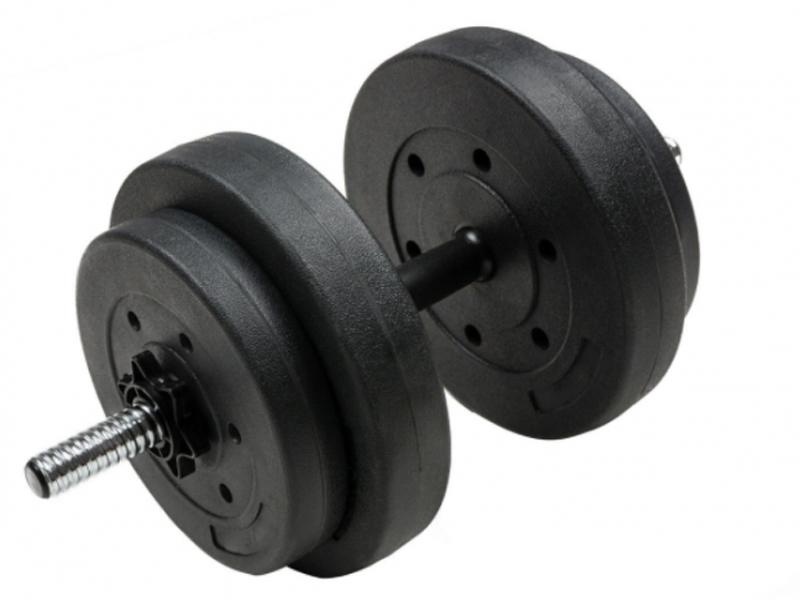 Гантель Lite Weights 3108CD 8kg