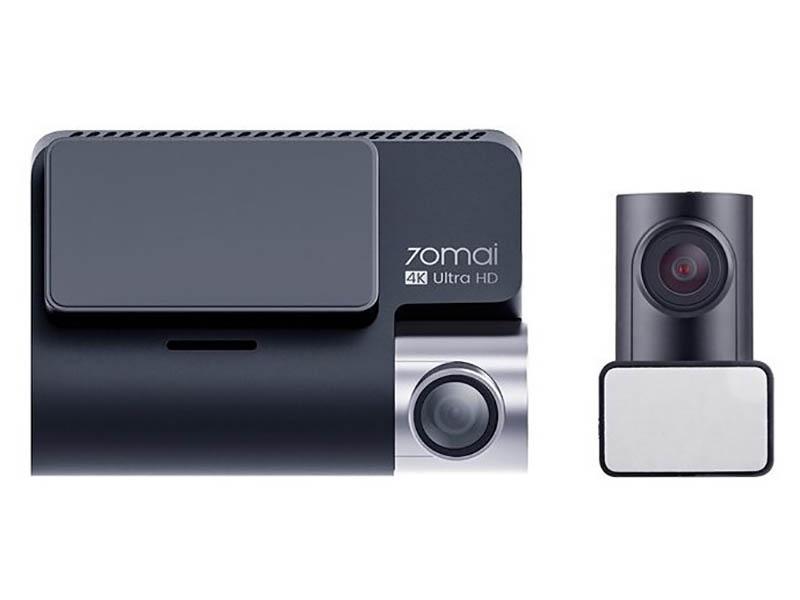 Видеорегистратор Xiaomi 70Mai A800 Dash Cam 4K X1AUTN60M8B9 Выгодный набор + серт. 200Р!!!