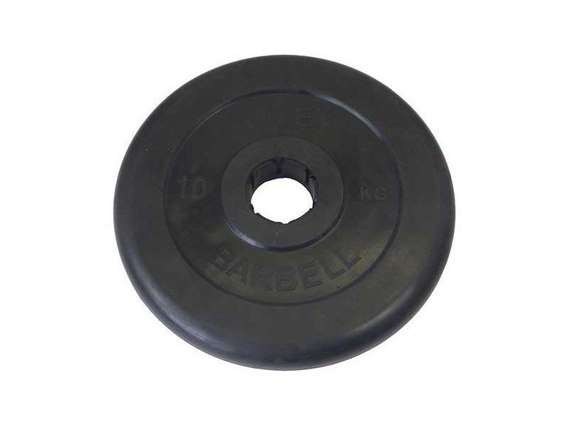 Диск обрезиненный Atlet MB d-51 10kg 28264388