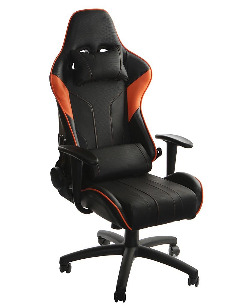 Компьютерное кресло ThunderX3 EC3 TX3-EC3BO/EC3-Black-Orange AIR Выгодный набор + серт. 200Р!!!