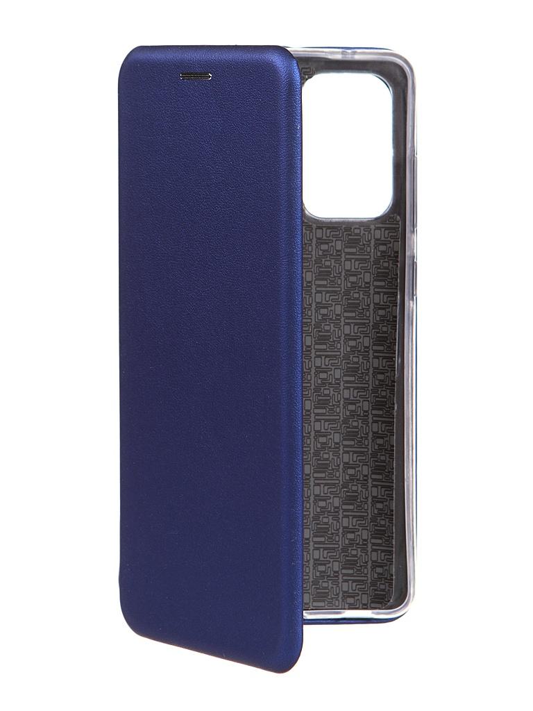Фото - Чехол Zibelino для Samsung A72 Book Blue ZB-SAM-A725-BLU чехол zibelino для samsung m31s m317 book blue zb sam m31s blu