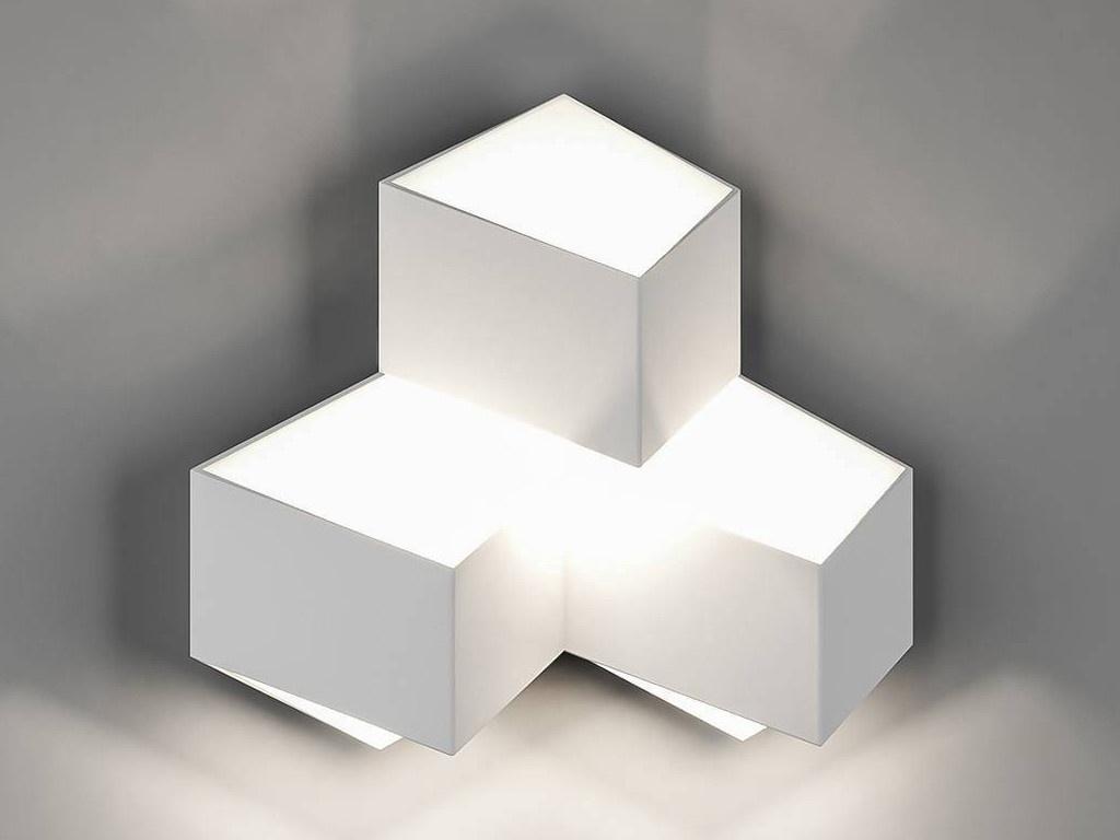 Светильник DesignLed Palmira 9W 4000K White GW-1101-3-9-WH-NW