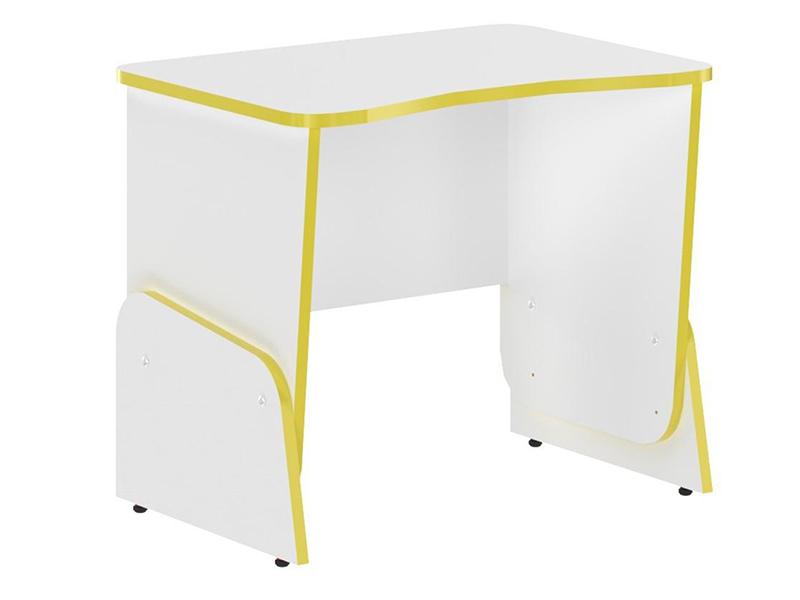 Стол Skyland STG 7050 White-Yellow 00-07061317