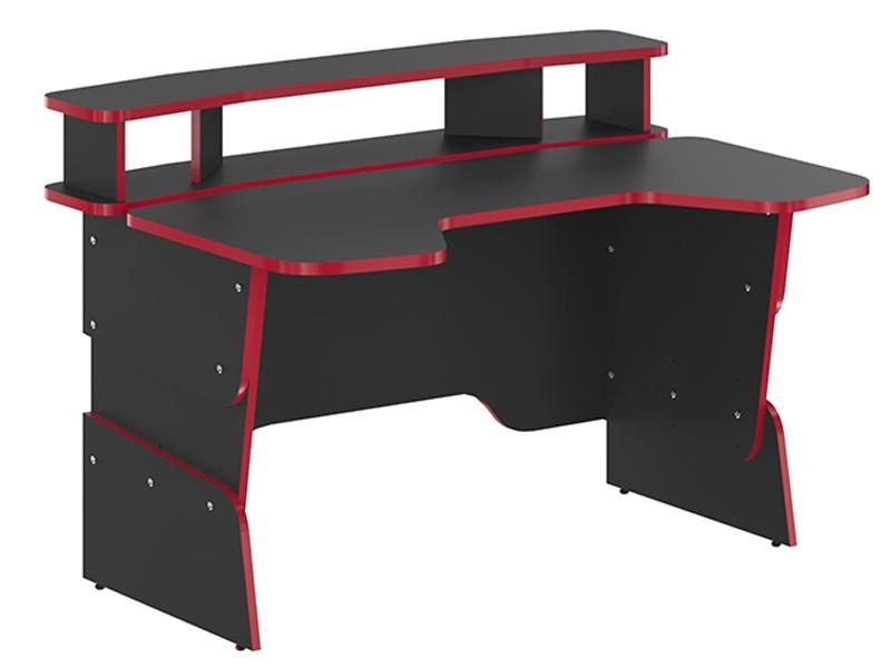 Стол Skyland STG 1390 Anthracite-Red 00-07055551