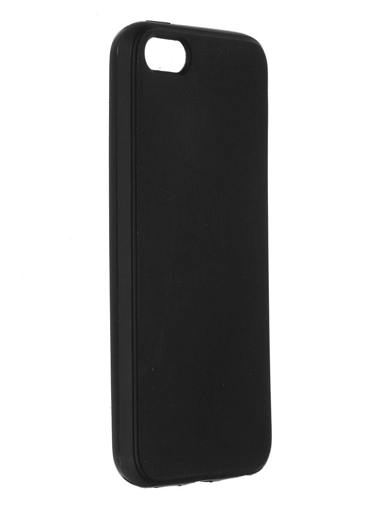 Чехол Activ для APPLE Phone 5 / iPhone 5S SE Mate Black 25857