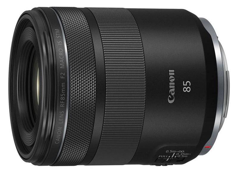 Объектив Canon RF 85 mm f/2 Macro IS STM 4234C005