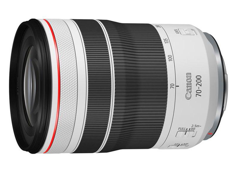 Фото - Объектив Canon RF 70-200 mm f/4 L IS USM4318C005 объектив canon ef 70 200 mm f 2 8 l usm