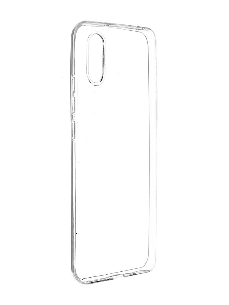 Чехол Activ для Xiaomi Redmi 9A / Redmi 9i Ultra Slim Transparent 118392