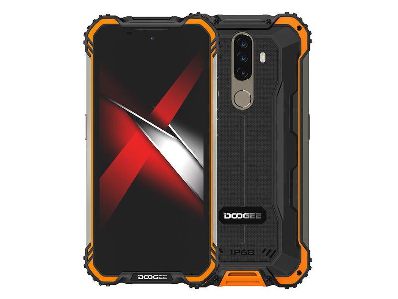 Сотовый телефон Doogee S58 Pro 6/64Gb Orange