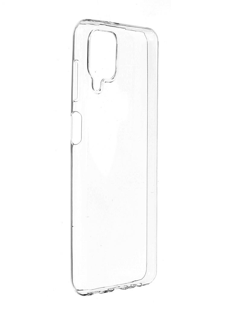 Чехол Activ для Samsung Galaxy A12 SM-A125 Ultra Slim Transparent 126740 смартфон samsung galaxy a12 sm a125 3 32gb черный