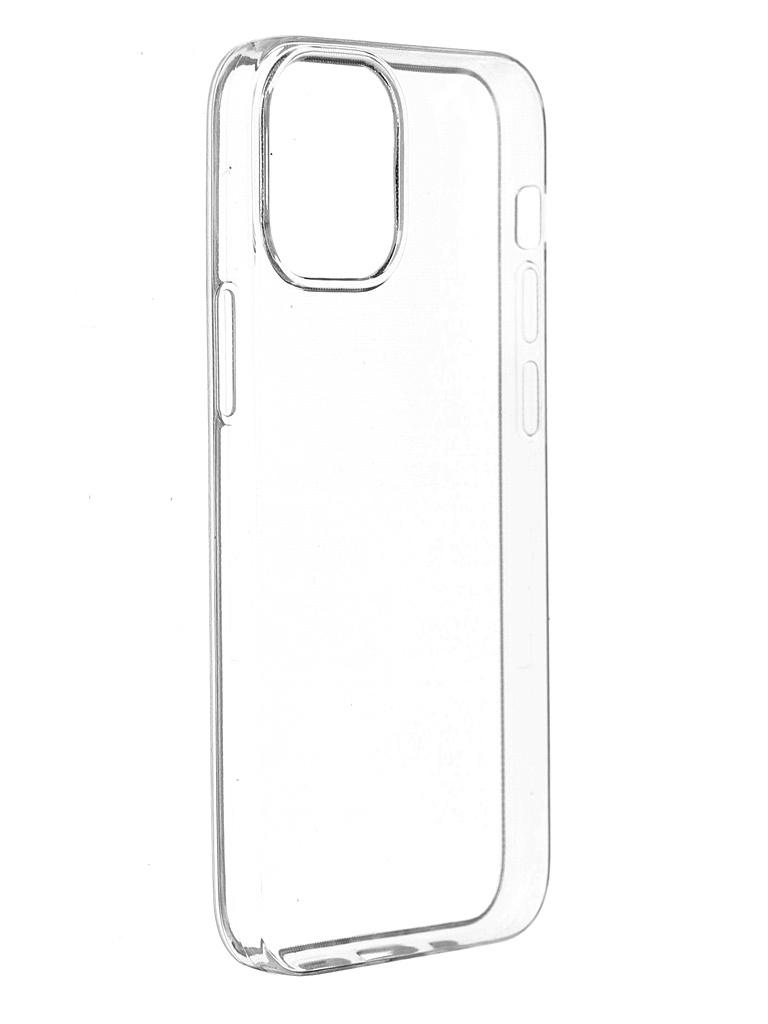 Чехол Activ для APPLE iPhone 12 Mini Ultra Slim Transparent 119268