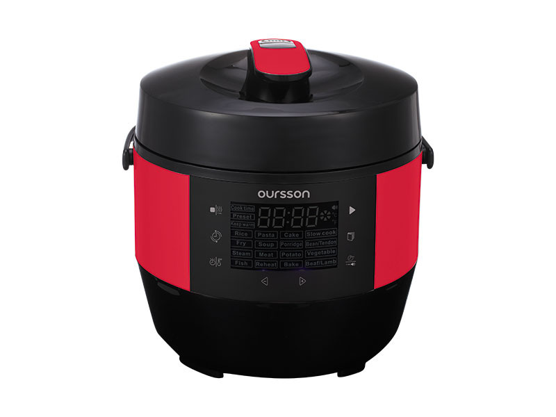 Мультиварка Oursson MP6010PSD/RD
