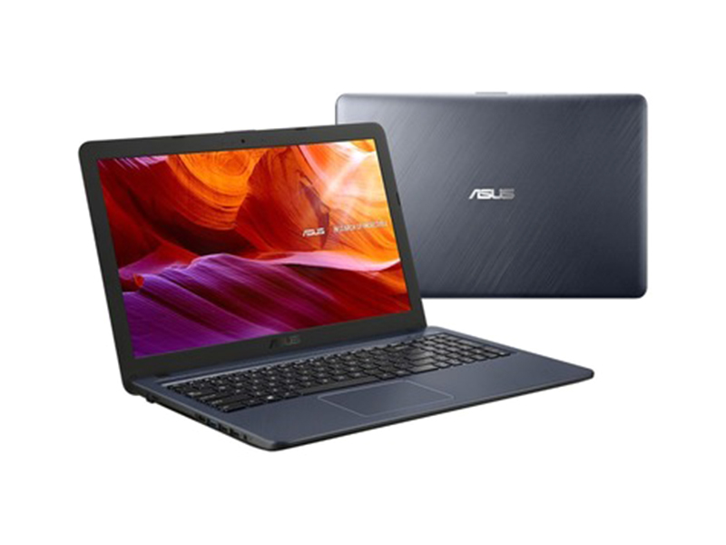 Ноутбук ASUS A543MA-DM1196 90NB0IR7-M23180 (Intel Pentium N5030 1.1GHz/4096Mb/128Gb SSD/Intel HD Graphics/Wi-Fi/15.6/1920x1080/Linux)