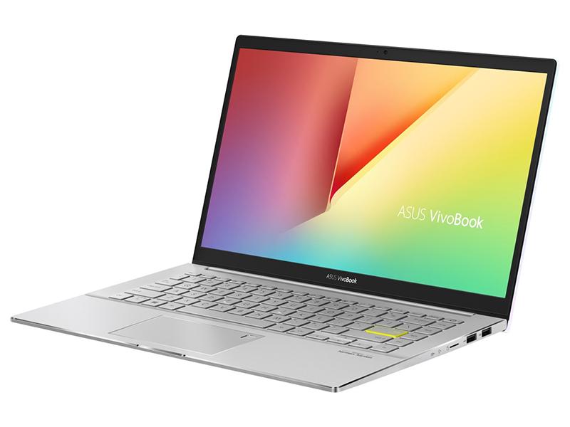Ноутбук ASUS VivoBook S14 M433IA-EB689T White 90NB0QR3-M13640 (AMD Ryzen 3 4300U 2.7 GHz/8192Mb/256Gb SSD/AMD Radeon Graphics/Wi-Fi/Bluetooth/Cam/14.0/1920x1080/Windows 10)