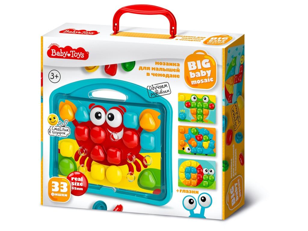 Настольная игра Десятое Королевство Краб Baby Toys 04102