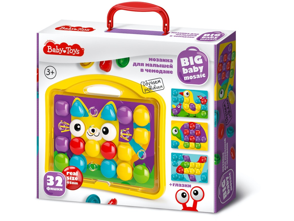 Настольная игра Десятое Королевство Котик Baby Toys 04105