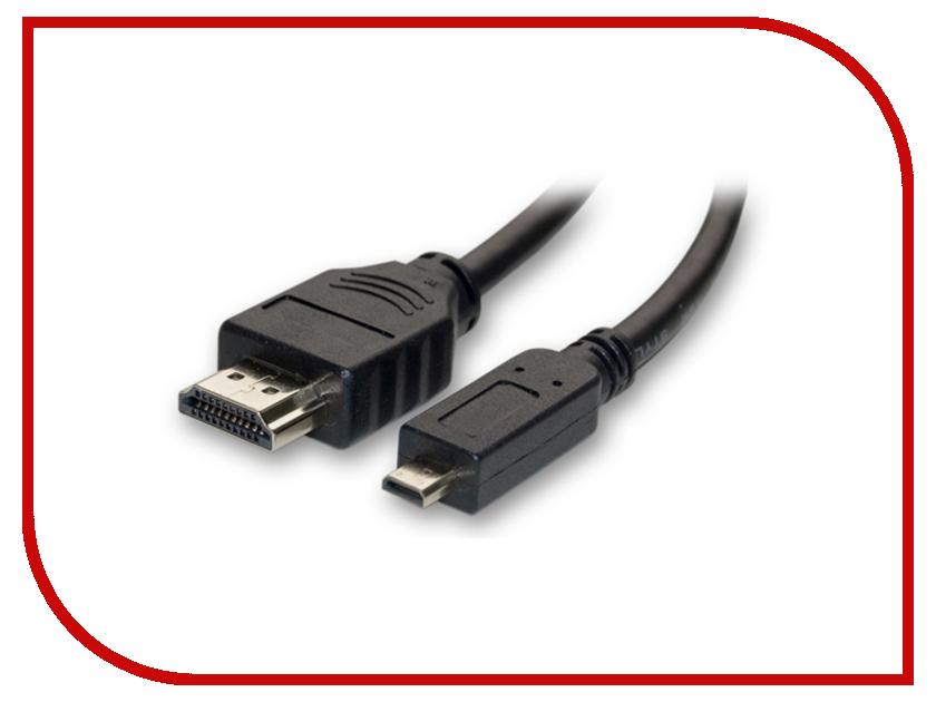 Аксессуар 5bites HDMI M / micro-HDMI M V1.4b 1m APC-100-010
