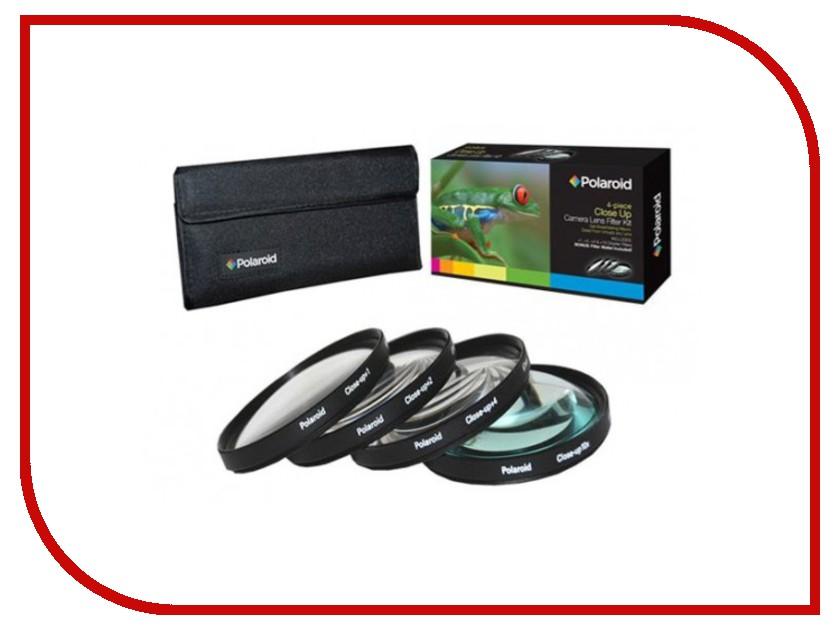 Светофильтр Polaroid Close UP Filter Kit +1, +2, +4, +10 - 67mm - набор макролинз PLFILDCCL67