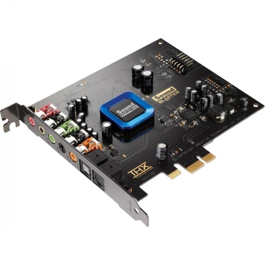 Звуковая карта Creative Sound Blaster Recon3D PCIe 70SB135000002 / 30SB135000000