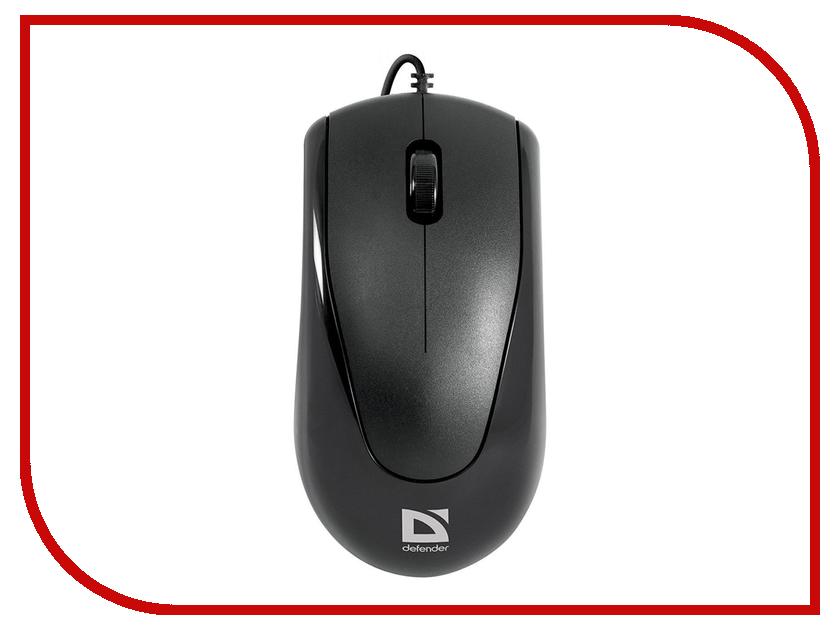 Мышь проводная Defender Optimum MB-150 Black PS/2<br>