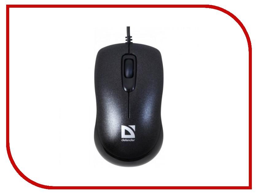 Мышь Defender Orion MM-300 Black 52813