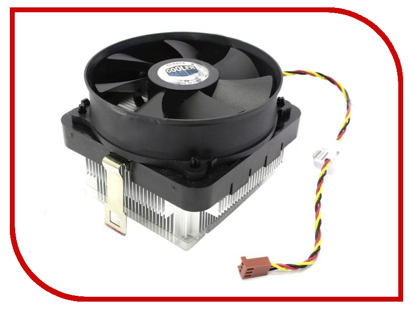 Кулер CoolerMaster DK9-9ID2B-0L-GP (CoAMD AM2/AM2+/AM3/AM3+/FM1/FM2/S754/S939/S940) кулер cooler master dp6 8e5sb 0l gp tdp 82w lga1150 1155 1156