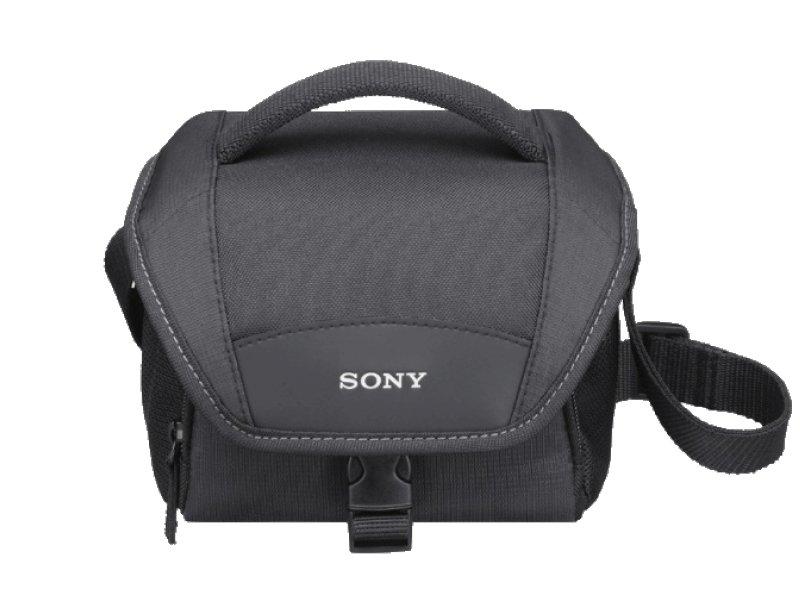 Фото - Сумка Sony LCS-U11 Black sony lcs ejab черный