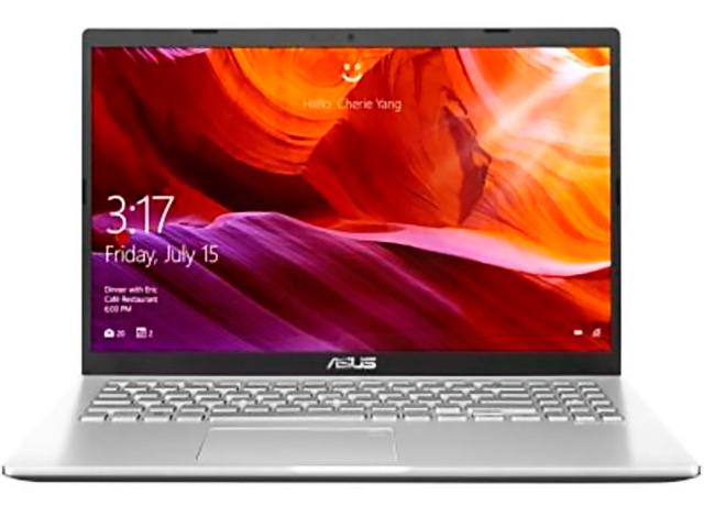 Ноутбук ASUS M509DA-BQ1305T 90NB0P52-M25030 (AMD Athlon 3150U 2.4GHz/4096Mb/500Gb/AMD Radeon Graphics/Wi-Fi/15.6/1920x1080/Windows 10 64-bit)
