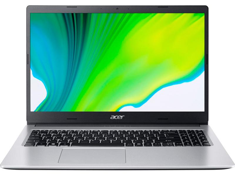 Ноутбук Acer Aspire A315-23-R4FJ NX.HVUER.007 (AMD Athlon 3050U 2.3 GHz/8192Mb/256Gb SSD/AMD Radeon Graphics/Wi-Fi/15.6/1920x1080/DOS)