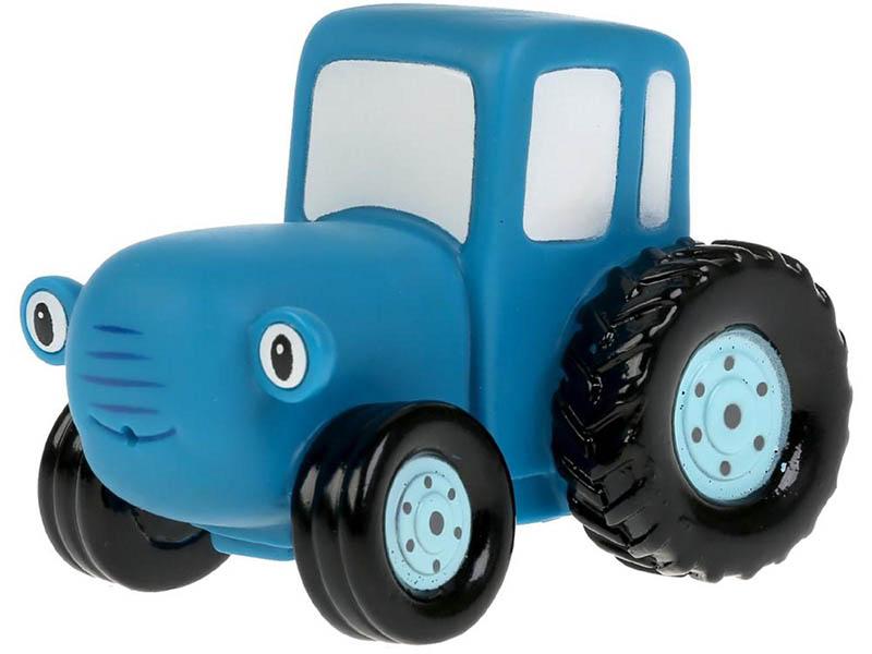 Игрушка Крошка Я Синий трактор 6492416