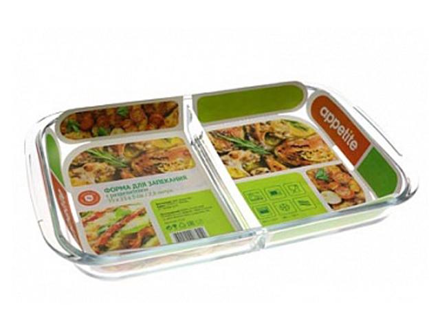 Форма для запекания Appetite 2.8L 39x23x5cm PLS4