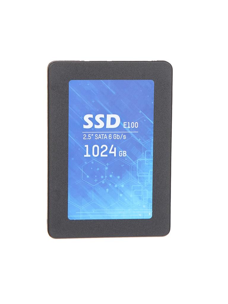 Твердотельный накопитель HikVision E100 1Tb HS-SSD-E100/1024G