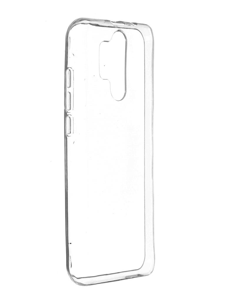 Чехол BQ для BQ-5031G Fun Silicone Transparent