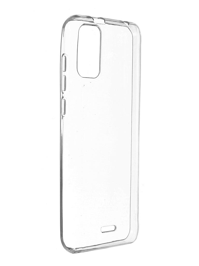 Чехол BQ для BQ-5745L Clever Silicone Transparent