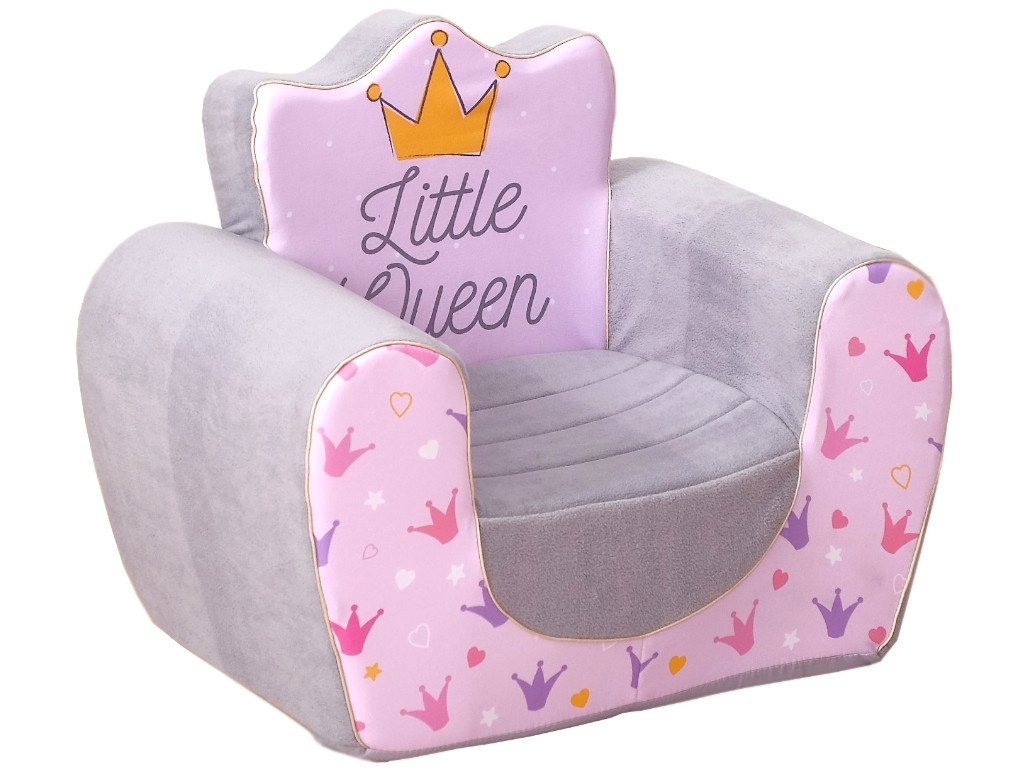 Игрушка Zabiaka Кресло Маленькая принцесса 4827870