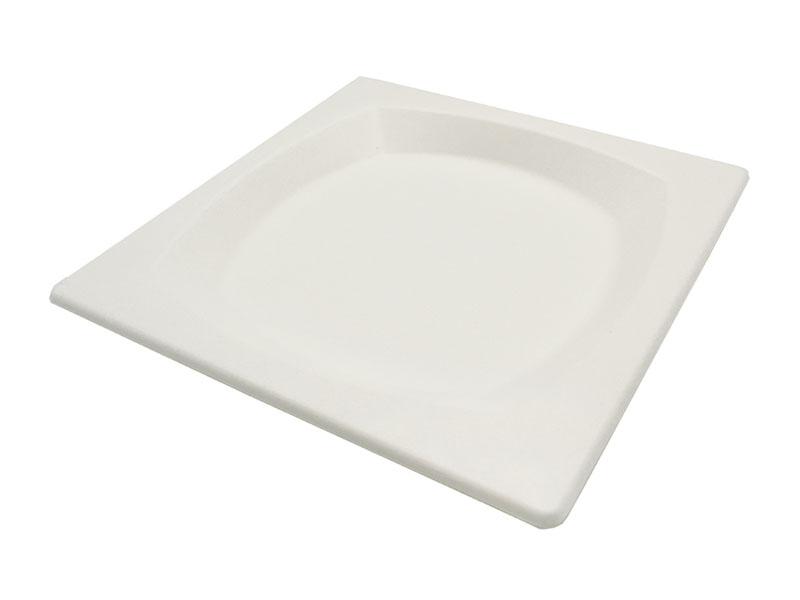 Одноразовые тарелки Ecovilka 125шт TTK210