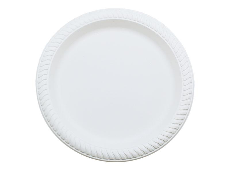 Одноразовые тарелки Ecovilka 50шт KT230