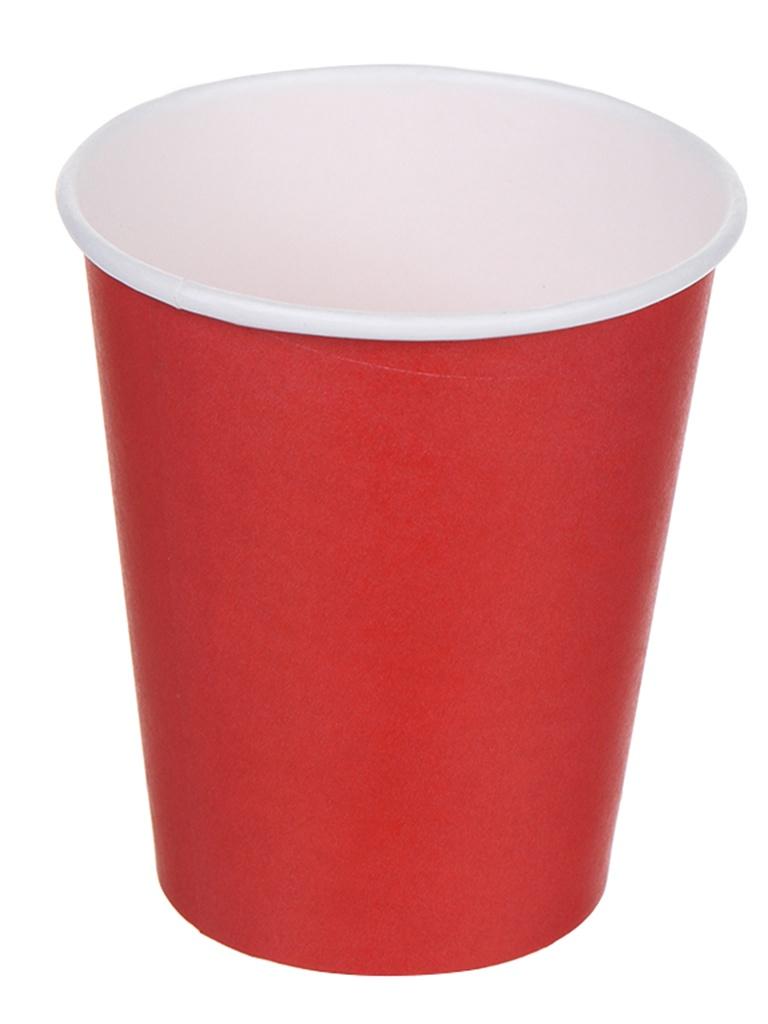 Одноразовые стаканы Ecovilka 250ml 50шт БСОКР250Ф