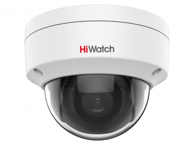 IP камера HiWatch IPC-D022-G2/S 2.8mm