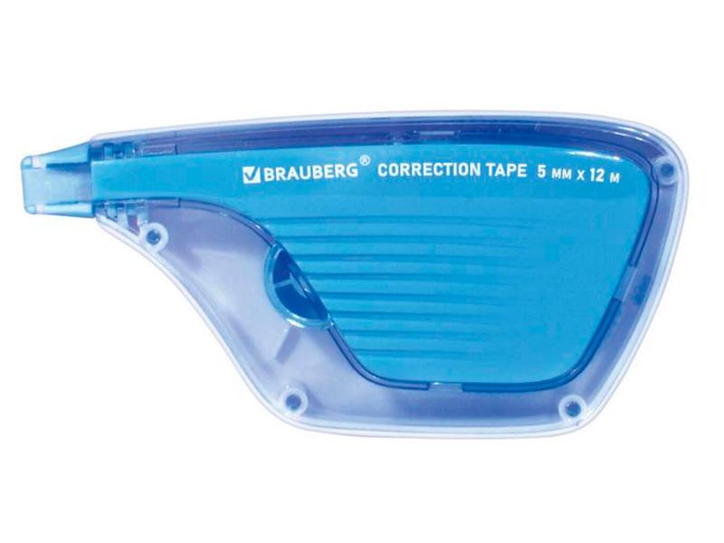 Корректирующая лента Brauberg Ultra 5mm x 12m 229064
