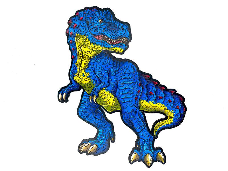 Пазл Culmo Грозный тиранозавр TTM