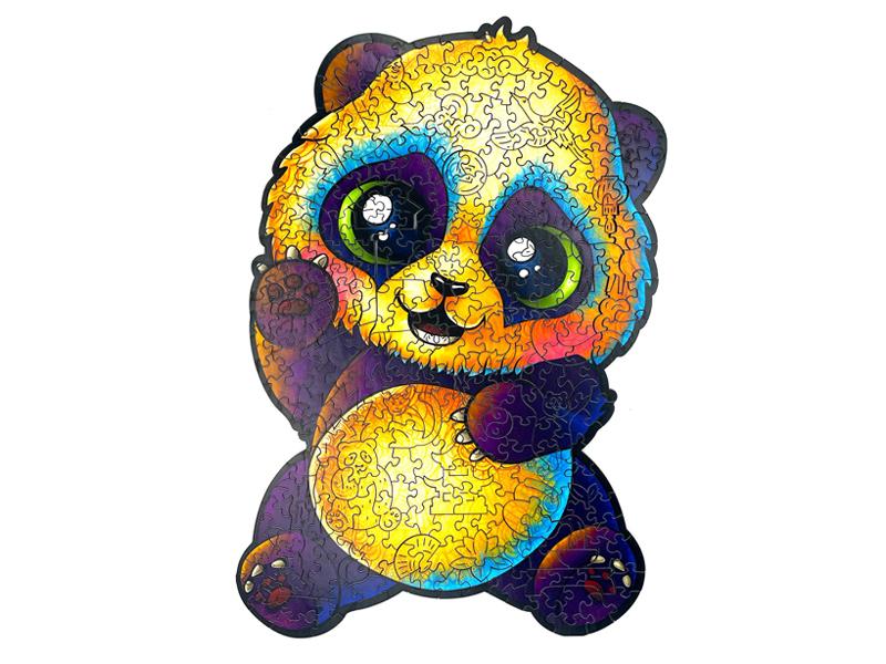 Пазл Culmo Счастливая панда HPM