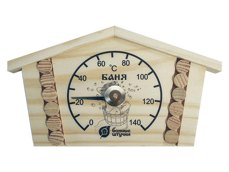 Термометр Банные штучки Избушка 18014