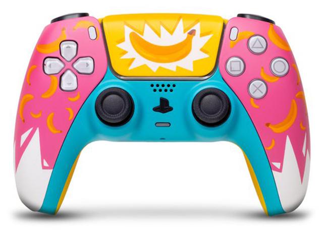 Геймпад Rainbo DualSense Banana Shake для PS5