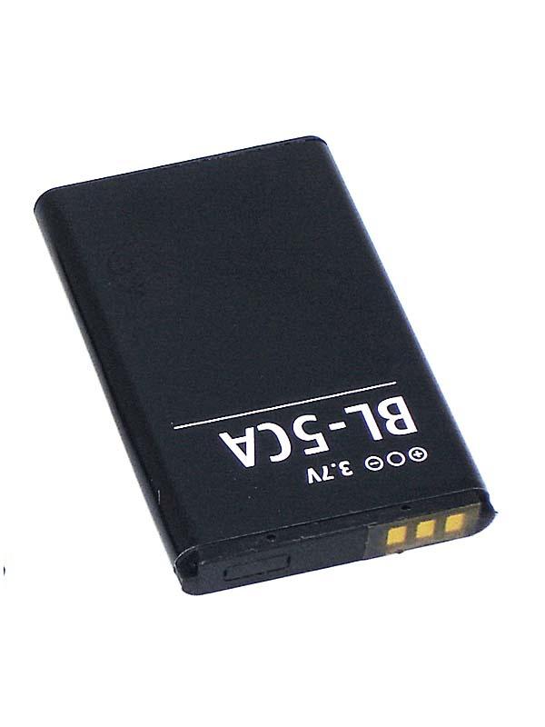 Аккумулятор Vbparts (схожий с BL-5CA) для Nokia 1200 / 1208 1680C 106 066511