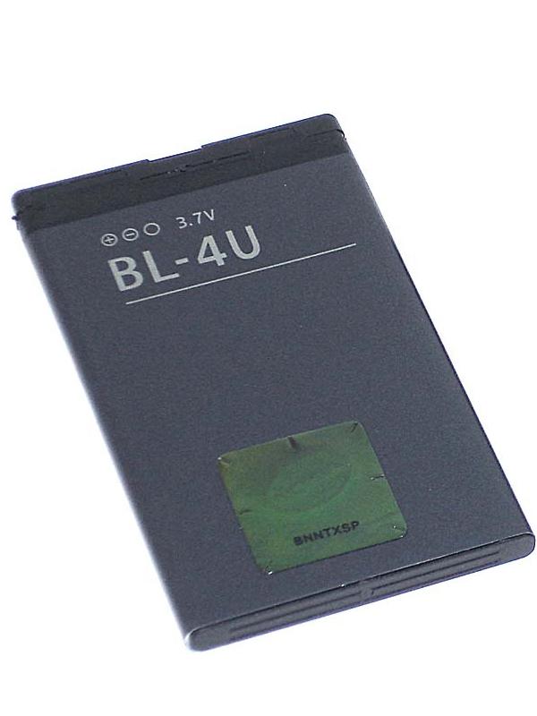 Аккумулятор Vbparts (схожий с BL-4U) для Nokia 8800 Arte / 206 Dual 3120 5250 5330 5530 C5-03 E66 E75 066506