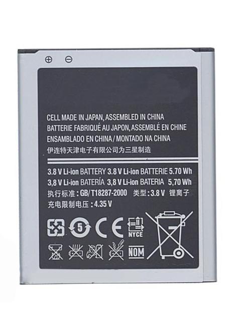Фото - Аккумулятор Vbparts (схожий с B100AE) для Samsung Galaxy GT-S7270 / GT-S7272 / S7275 / S7898 3.8V 5.7Wh 016296 аккумулятор vbparts схожий с eb ba530abe для samsung galaxy a8 2018 3000mah 062310